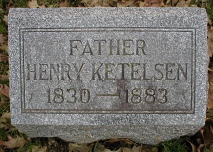 KETELSEN, HENRY - Scott County, Iowa | HENRY KETELSEN