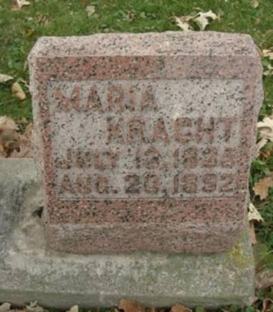 KRACHT, MARIA - Scott County, Iowa | MARIA KRACHT