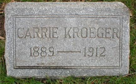 KROEGER, CARRIE L. - Scott County, Iowa | CARRIE L. KROEGER