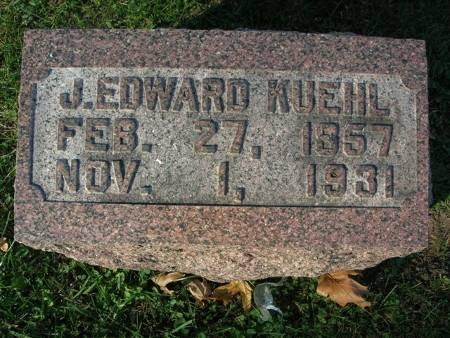 KUEHL, J. EDWARD - Scott County, Iowa | J. EDWARD KUEHL