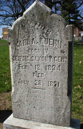 KUEHN, CARL   A. - Scott County, Iowa | CARL   A. KUEHN