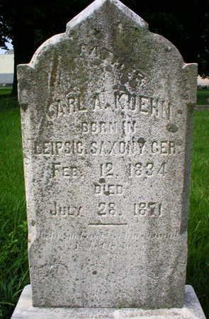 KUEHN, KARL A. - Scott County, Iowa | KARL A. KUEHN