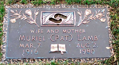 BEEMBLOSSOM LAMB, MURIEL L. - Scott County, Iowa | MURIEL L. BEEMBLOSSOM LAMB