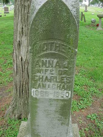 LANAGHAN, ANNA - Scott County, Iowa | ANNA LANAGHAN