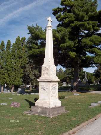 LECLAIRE, FAMILY MONUMENT - Scott County, Iowa | FAMILY MONUMENT LECLAIRE
