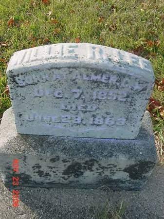LEE, WILLIE R - Scott County, Iowa | WILLIE R LEE