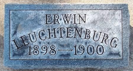 LEUCHTENBURG, ERWIN - Scott County, Iowa | ERWIN LEUCHTENBURG