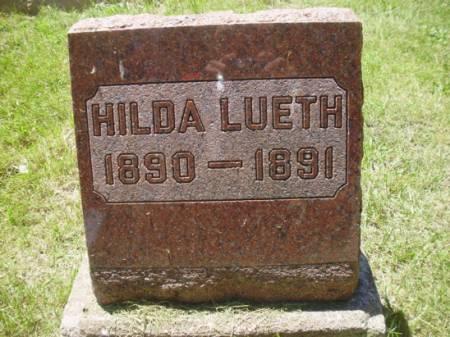 LUETH, HILDA - Scott County, Iowa | HILDA LUETH