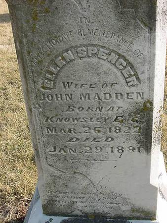 MADDEN, ELLEN - Scott County, Iowa | ELLEN MADDEN
