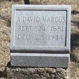 MARCUS, A. DAVID - Scott County, Iowa | A. DAVID MARCUS