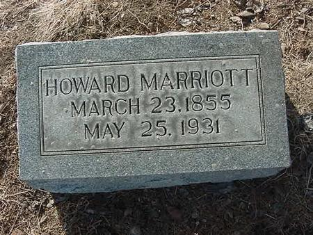 MARRIOTT, HOWARD - Scott County, Iowa | HOWARD MARRIOTT