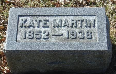 MARTIN, KATE - Scott County, Iowa | KATE MARTIN