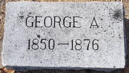 MATTHES, GEORGE A. - Scott County, Iowa   GEORGE A. MATTHES