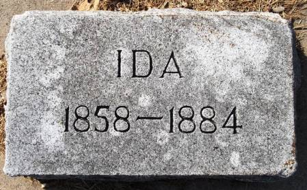 MATTHES, IDA - Scott County, Iowa   IDA MATTHES