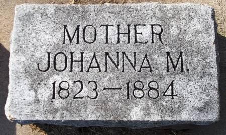 MATTHES, JOHANNA M. - Scott County, Iowa | JOHANNA M. MATTHES