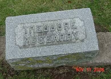 MCGEARRY, THEODORE - Scott County, Iowa | THEODORE MCGEARRY