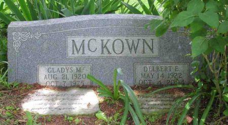 MCKOWN, GLADYS MARIE - Scott County, Iowa | GLADYS MARIE MCKOWN