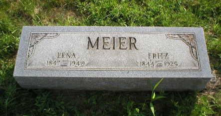 MEIER, FRITZ - Scott County, Iowa | FRITZ MEIER