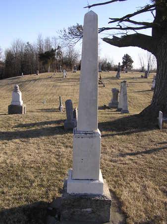 WHITAKER METTEER, ZILPAH - Scott County, Iowa | ZILPAH WHITAKER METTEER