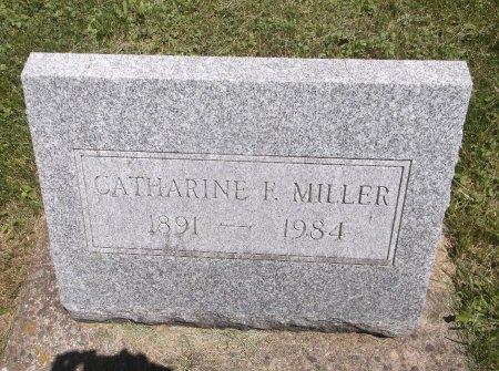 MILLER, CATHARINE F. - Scott County, Iowa | CATHARINE F. MILLER