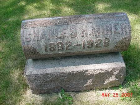 MINER, CHARLES H - Scott County, Iowa   CHARLES H MINER