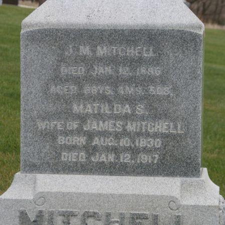 MITCHELL, JAMES M. - Scott County, Iowa | JAMES M. MITCHELL