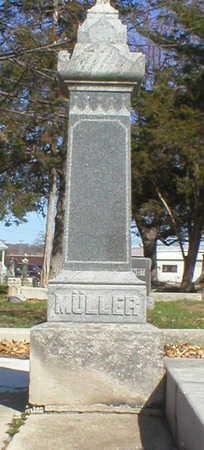 PENTZLER MüLLER, EMMA - Scott County, Iowa | EMMA PENTZLER MüLLER