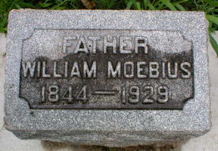 MOEBIUS, WILLIAM - Scott County, Iowa | WILLIAM MOEBIUS