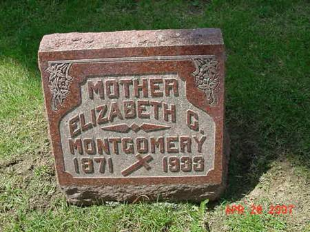 MONTGOMERY, ELIZABETH G - Scott County, Iowa | ELIZABETH G MONTGOMERY