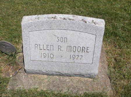 MOORE, ALLEN R. - Scott County, Iowa | ALLEN R. MOORE
