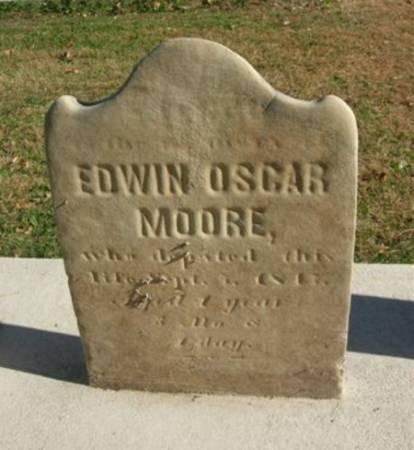 MOORE, EDWIN OSCAR - Scott County, Iowa | EDWIN OSCAR MOORE