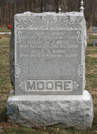 MOORE, ELIZABETH J. - Scott County, Iowa | ELIZABETH J. MOORE