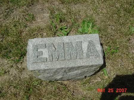 MOORHEAD, EMMA - Scott County, Iowa | EMMA MOORHEAD