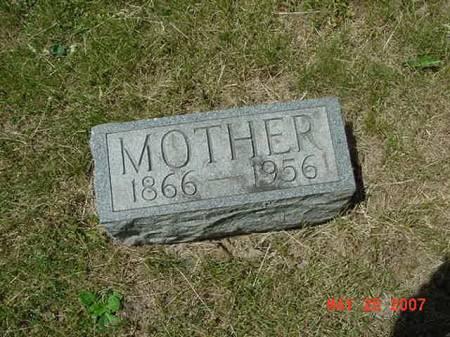 MOORHEAD, MOTHER - Scott County, Iowa | MOTHER MOORHEAD