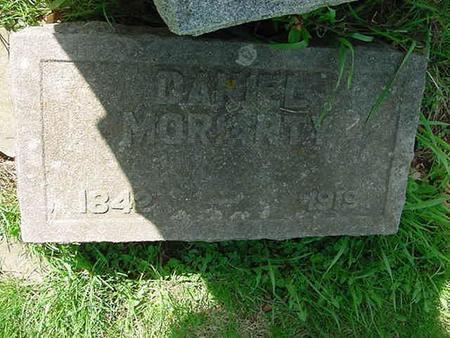 MORIARTY, DANIEL - Scott County, Iowa | DANIEL MORIARTY