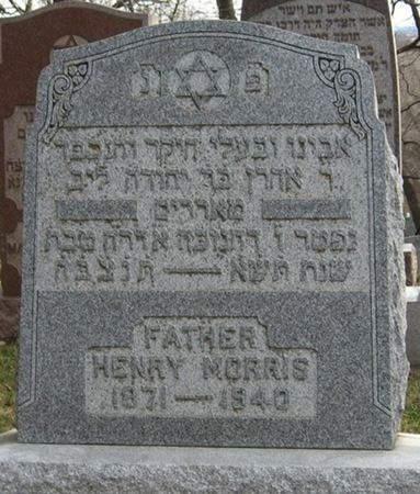 MORRIS, HENRY - Scott County, Iowa | HENRY MORRIS