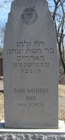 MORRIS, SAM - Scott County, Iowa   SAM MORRIS