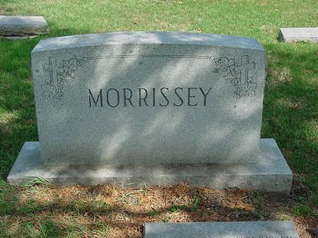 MORRISSEY, FAMILY STONE - Scott County, Iowa | FAMILY STONE MORRISSEY