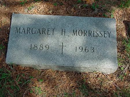 MORRISSEY, MARGARET H - Scott County, Iowa | MARGARET H MORRISSEY