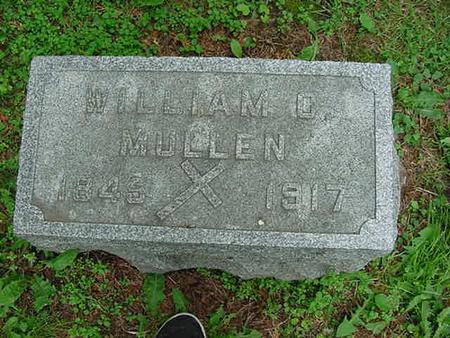 MULLEN, WILLIAM C - Scott County, Iowa | WILLIAM C MULLEN