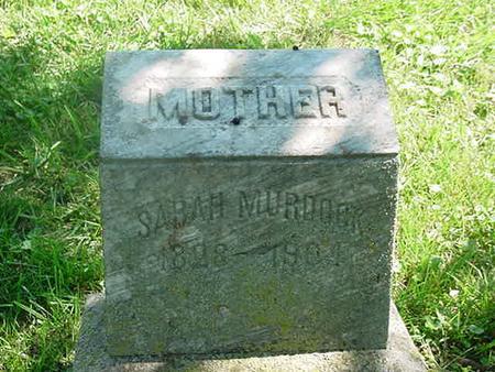 MURDOCK, SARAH - Scott County, Iowa | SARAH MURDOCK
