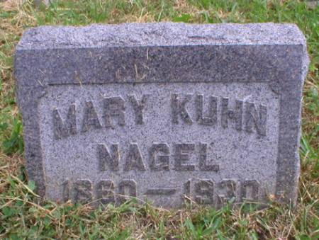 NAGEL, MARY L. - Scott County, Iowa | MARY L. NAGEL