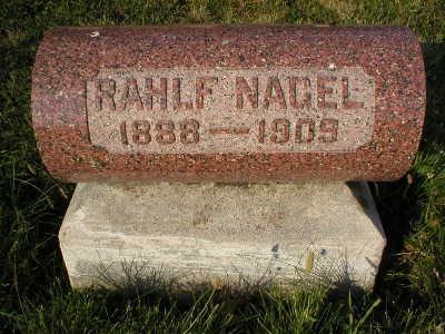 NAGEL, RAHLF - Scott County, Iowa | RAHLF NAGEL