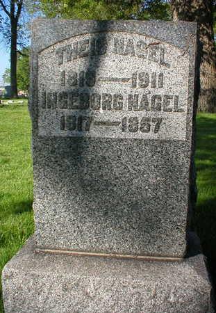 NAGEL, THEIS - Scott County, Iowa | THEIS NAGEL