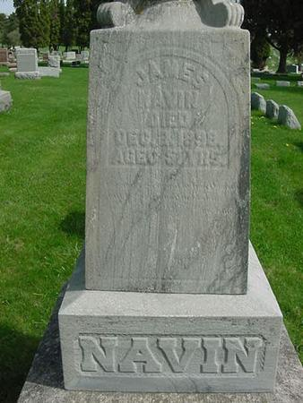 NAVIN, JAMES - Scott County, Iowa | JAMES NAVIN