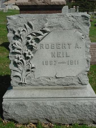 NEIL, ROBERT A. - Scott County, Iowa | ROBERT A. NEIL