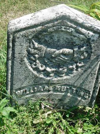 NUTTING, WILLIAM - Scott County, Iowa | WILLIAM NUTTING