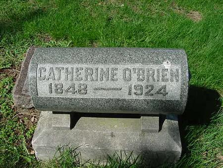 O'BRIEN, CATHERINE - Scott County, Iowa | CATHERINE O'BRIEN
