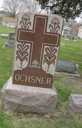 OCHSNER, FAMILY - Scott County, Iowa | FAMILY OCHSNER