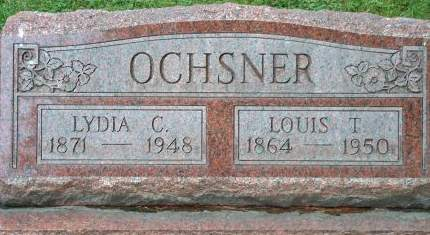 OCHSNER, LOUIS T. - Scott County, Iowa | LOUIS T. OCHSNER